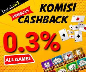 DatukQQ Situs Judi DominoQQ Dan Poker Online Terpercaya